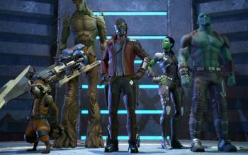 Le prime immagini di Marvel's Guardians of the Galaxy: The Telltale Series