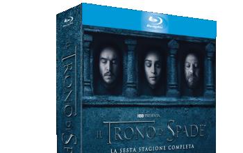 Il trono di spade - La sesta stagione completa