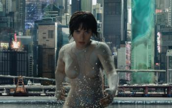 Quindici minuti con Scarlett Johansson in Ghost in the Shell