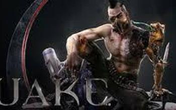 Quake Champions: il profilo di Anarki