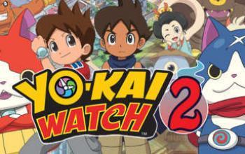 5 novità per Yo-Kai Watch!