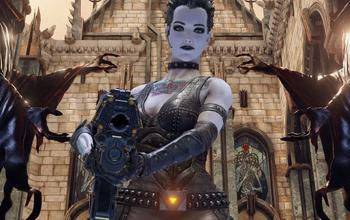 Su Quake Champions arriva Slash, la regina della pista