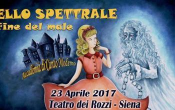 Il castello spettrale e l'ovvia fine del male:  a Siena Oscar Wilde e la stirpe dei Canterville rivivono in un'inedita commedia musicale
