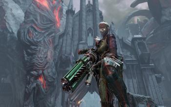 Quake Champions: Galena, la paladina empia