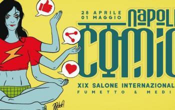Wonder Woman e le Amazzoni invadono il Comicon di Napoli