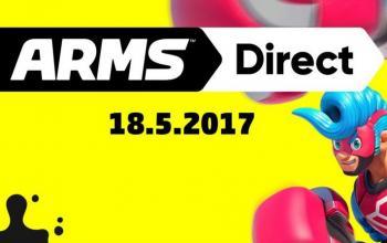 6 novità dal Nintendo Direct dedicato ad ARMS