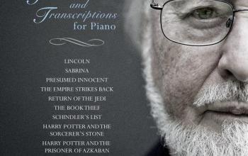 In arrivo John Williams: Themes and Transcriptions for Piano di Simone Pedroni