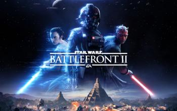 Il trailer ufficiale del gameplay di Star Wars Battlefront II!