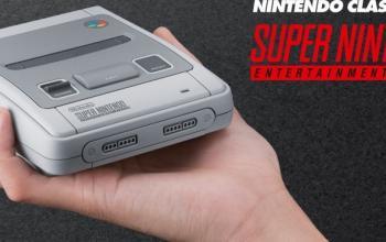 Arriva il Nintendo Classic Mini: SNES