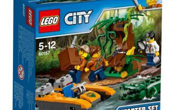 LEGO City e National Geographic Kids insieme per esplorare la Giungla