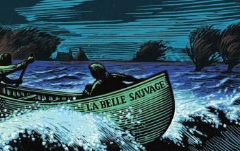 Il libro della polvere di Philip Pullman è arrivato in libreria
