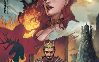 Altri due graphic novel per George R.R. Martin