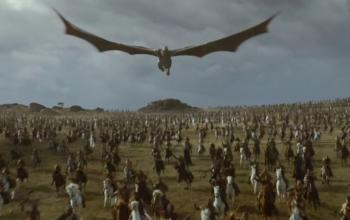 Il trono di spade: perché i draghi possono volare?