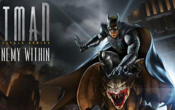 In arrivo il secondo episodio di Batman: The Enemy Within