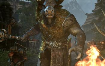 Aggiornamento 15 di The Elder Scrolls Online: Horns of the Reach