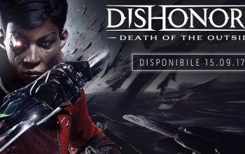 Trailer di lancio per Dishonored: La morte dell'Esterno