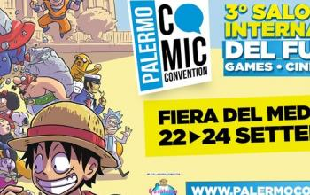 Torna Palermo Comic Convention