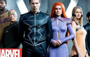 Marvel's Inhumans arriva su FOX!