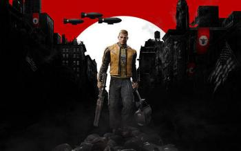 Il trailer di lancio di Wolfenstein II: The New Colossus