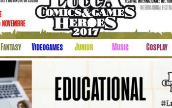 A Lucca Comics&Games il giornalismo multimediale nell'era dei social con Fantasy Magazine