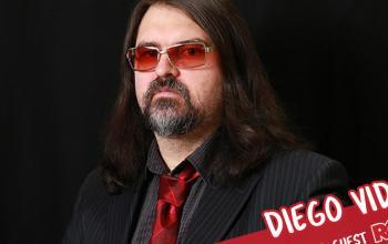 Il Producer Diego Vida premio alla carriera al Romics 2017