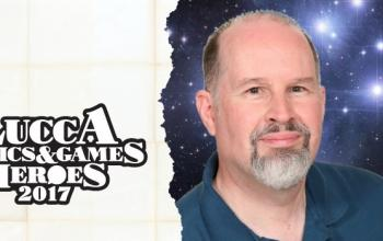 Vero e Verosimile: Timothy Zahn a Lucca Educational!