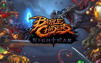 Finalmente disponibile Battle Chasers: Nightwar