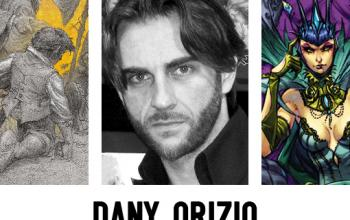 Alla scoperta dei Lords for The Ring: Dany Orizio