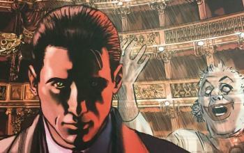 Il romanzo a fumetti approda a Napoli con il Commissario Ricciardi di Maurizio de Giovanni