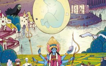 Arriva L'impero del sogno di Vanni Santoni direttamente a Lucca Comics & Games