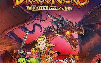 Dragonero Adventures - Tre Giovani Eroi