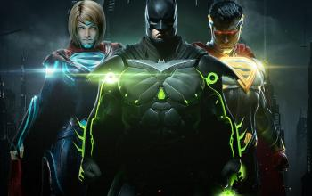 Injustice 2 disponibile per PC