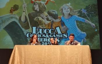 Il fantasy secondo Licia Troisi, Matteo Strukul e Joe Abercrombie