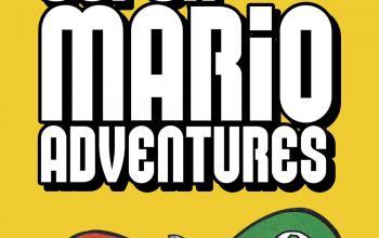 J-POP porta in Italia il manga Super Mario Adventures