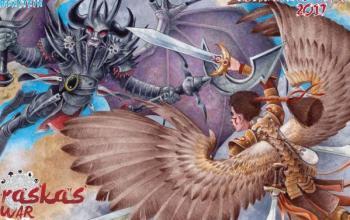 Nebraska's War 5.0: a Lucca l'evento per giocatori di Magic The Gathering