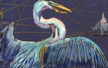 È in libreria la versione illustrata da Olivia Lomenech Gill di Gli Animali Fantastici: dove trovarli