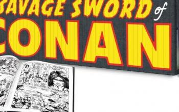 The Savage Sword Of Conan Collection arriva in edicola