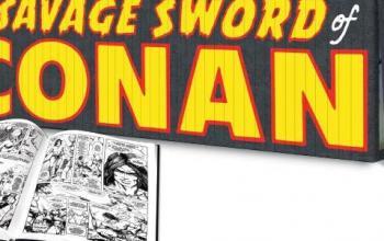 The Savage Sword Of Conan Collection arriva in edicola