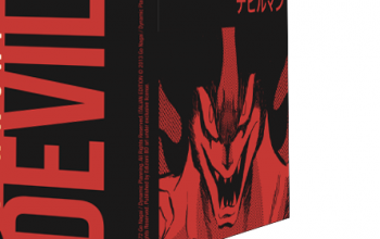 Devilman di Go Nagai ritorna in libreria e fumetteria