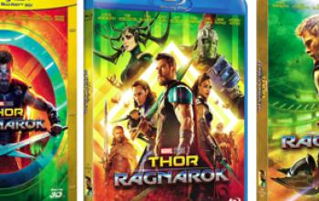 Le sinossi dei contenuti speciali della versione Blu-ray di Thor: Ragnarok