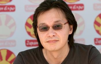 Il Romics D'oro a Tsukasa Hojo, padre di Occhi di Gatto, City Hunter e Angel Heart