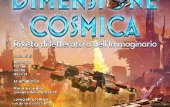 Ritorna la rivista del fantastico Dimensione Cosmica