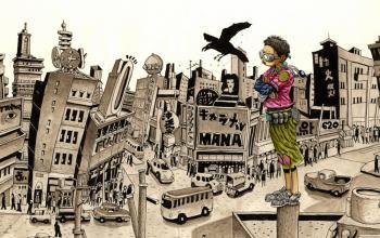 Love is all you need: La mostra al WOW di Milano del grande mangaka Taiyō Matsumoto