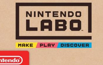 Nintendo annuncia nuove funzionalità di Nintendo Labo