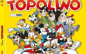 Topolino festeggia i 25 anni di Cartoomics