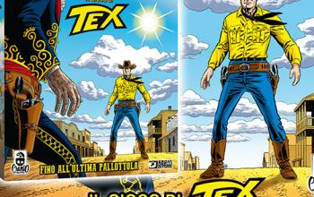 Tex – Fino all'ultima pallottola: duelli western da tavolo!