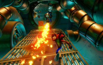 Quest'estate torna Crash Bandicoot