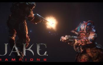 Nuovo campione e nuova mappa per Quake Champions