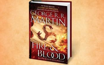 Fire and Blood di George R.R. Martin sarà pubblicato in Italia in contemporanea mondiale