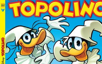 Topolino celebra i 20 anni di Napoli Comicon